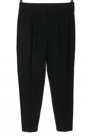 Strenesse Gabriele Strehle Woolen Trousers black business style
