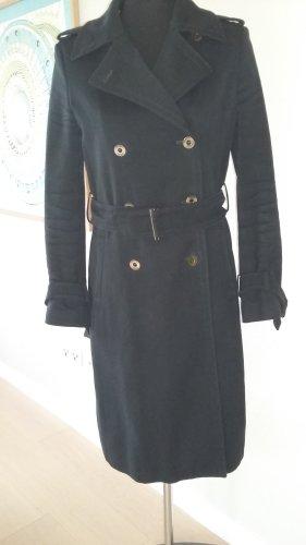 STRENESSE gefütterter Trenchcoat 100%Baumwolle made in Germany