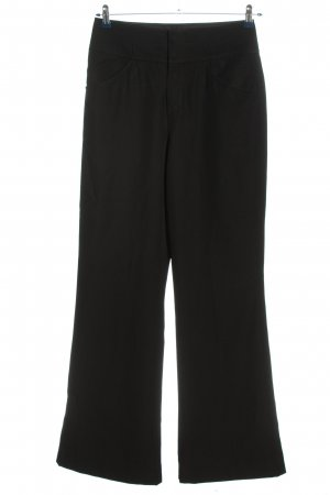 Strenesse High-Waist Hose schwarz Business-Look