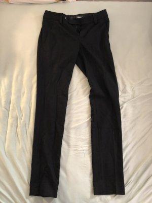 Strenesse Pantalón de lana negro
