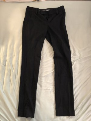 Strenesse Pantalone di lana nero