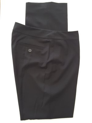 Strenesse Woolen Trousers black new wool