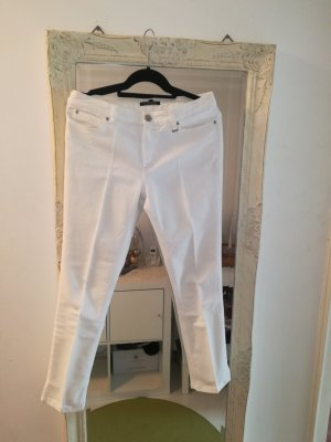 Strenesse 7/8 Length Trousers white