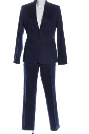 Strenesse Trouser Suit blue business style