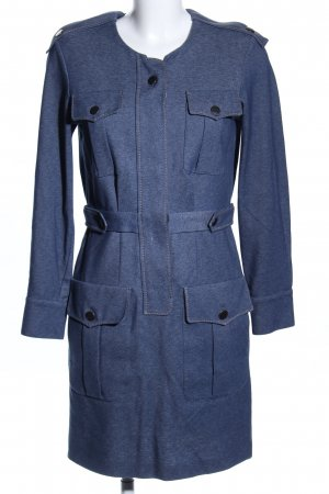 Strenesse Jeanskleid blau meliert Casual-Look