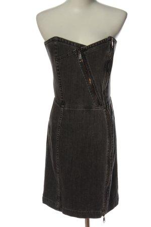 Strenesse Jeanskleid schwarz Casual-Look