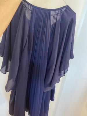 Strenesse Vestido de Verano azul oscuro