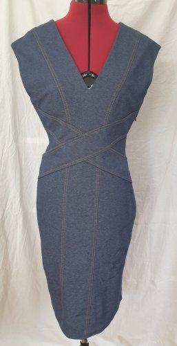 Strenesse Midi Dress steel blue