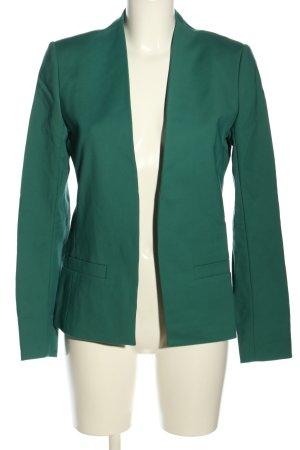 Strenesse Kurz-Blazer grün Casual-Look