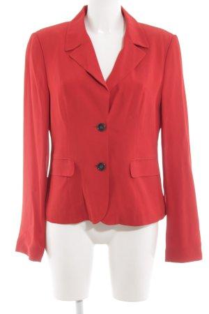 Strenesse Kurz-Blazer rot klassischer Stil