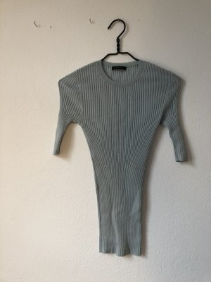 Strenesse Kurzarm-Pullover Wolle/Seide