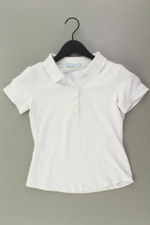 Strenesse Blusa de manga corta blanco puro