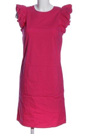 Strenesse Kurzarmkleid pink Casual-Look