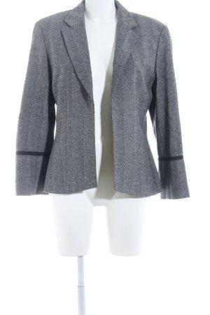 Strenesse Kurzjacke schwarz-grau Business-Look