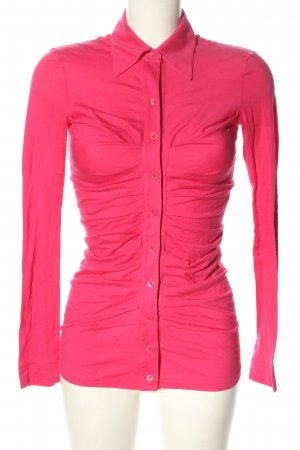Strenesse Langarm-Bluse pink Casual-Look