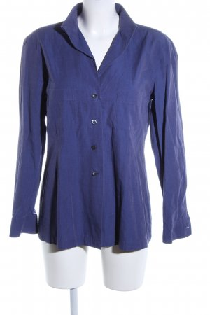 Strenesse Long Sleeve Shirt blue business style
