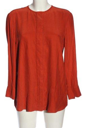 Strenesse Langarmhemd rot Casual-Look