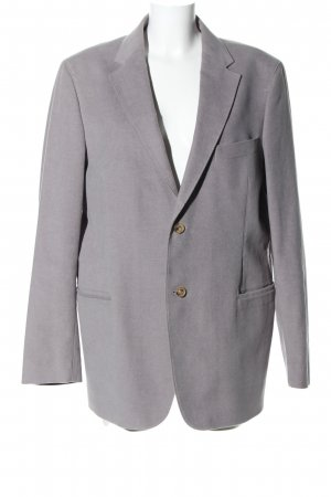 Strenesse Long-Blazer hellgrau Casual-Look