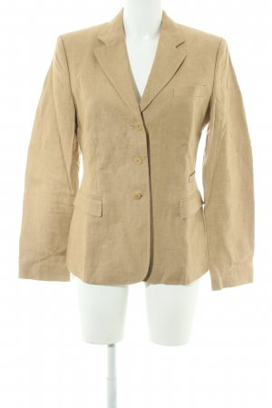 Strenesse Long-Blazer camel Business-Look