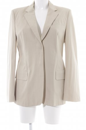 Strenesse Long-Blazer creme Casual-Look