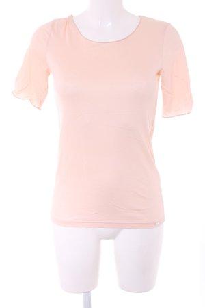 Strenesse Camicia lunga color carne stile casual