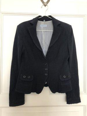 Strenesse Marineblau Blazer Jacke klassisch original L