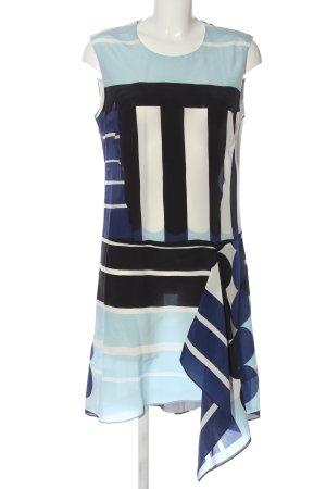 Strenesse Robe mi-longue Mélange de motifs style décontracté