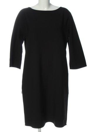 Strenesse Robe stretch noir style décontracté