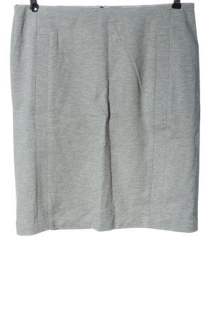 Strenesse Mini-jupe gris clair moucheté style décontracté