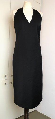 Strenesse Robe dos-nu noir laine (laine mérinos)