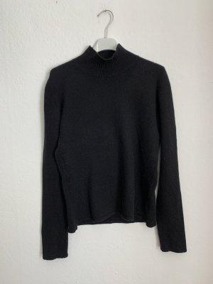 Strenesse Pull en laine noir