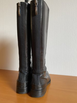 Strenesse Riding Boots black leather