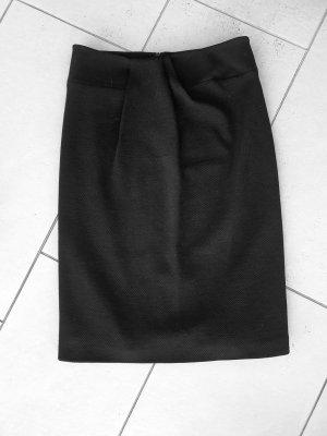 Strenesse Wool Skirt black