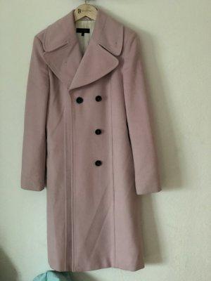 Strenesse Wolle Mantel, rosé Gr 36