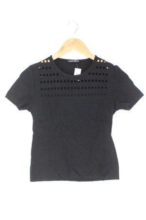 Strenesse Shirt Größe 36 schwarz aus Baumwolle
