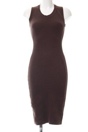 Strenesse Shirtkleid braun Casual-Look