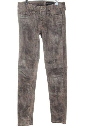 Strenesse Skinny Jeans braun Casual-Look