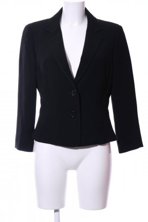 Strenesse Smoking-Blazer schwarz Business-Look
