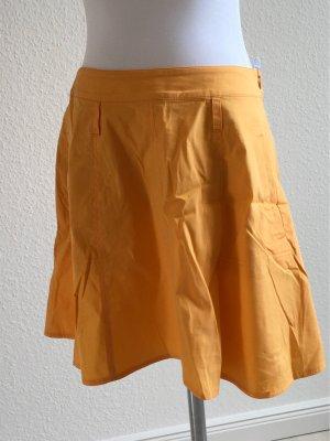 Strenesse Blue Midi Skirt gold orange