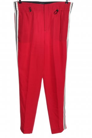 Strenesse Trackies red casual look