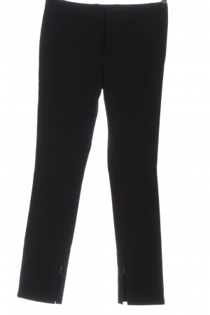 Strenesse Jersey Pants black flecked casual look