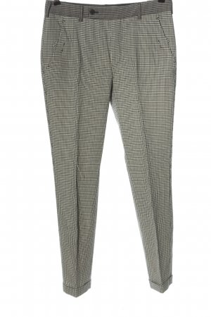 Strenesse Jersey Pants check pattern casual look