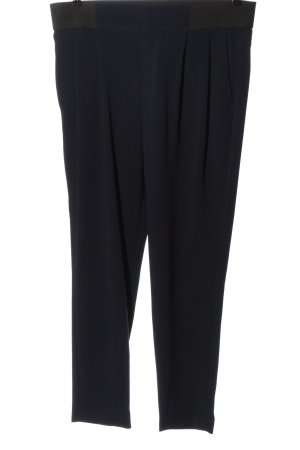 Strenesse Jersey Pants blue casual look