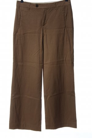 Strenesse Pantalon en jersey brun style décontracté