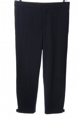 Strenesse Jersey Pants black casual look