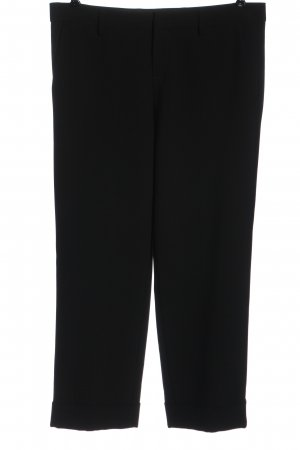 Strenesse Jersey Pants black business style