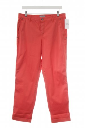Strenesse Stoffhose rot Casual-Look