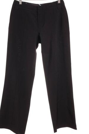 Strenesse Stoffhose schwarz Elegant
