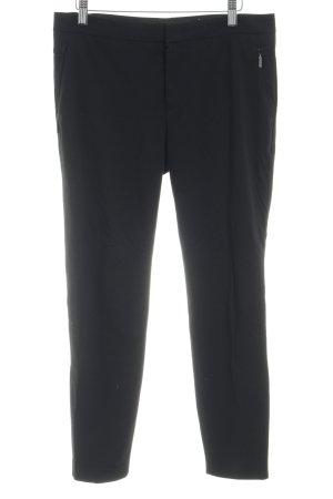 Strenesse Stoffhose schwarz klassischer Stil