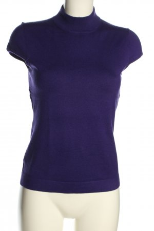 Strenesse Knitted Jumper lilac casual look